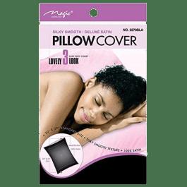Fronha de cetim Magic Collection Satin Pillow Cover