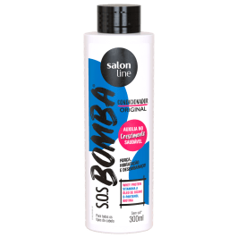 Salon Line SOS Bomba Condicionador Original 300ml