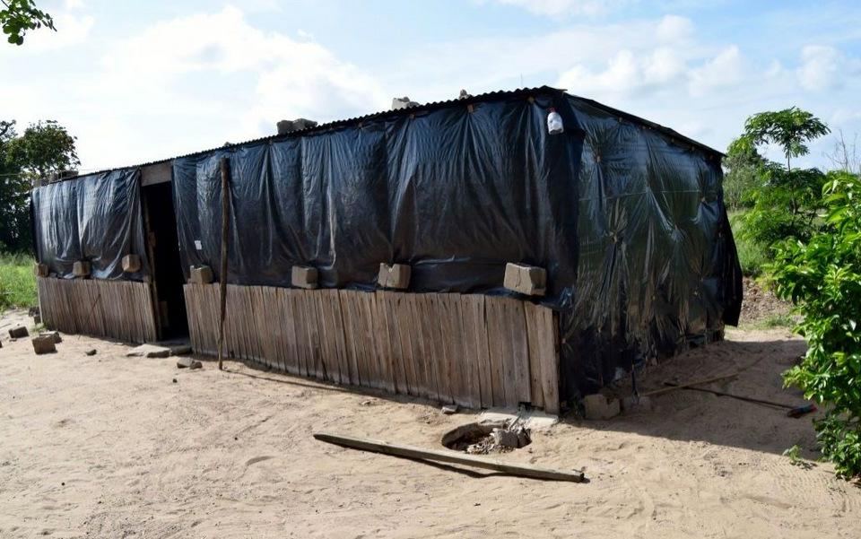 Kyllingehuset klar til at modtage nye kyllinger