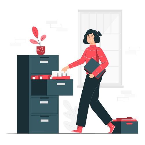 Une secrétaire indépendante à votre service pour vous aider dans la gestion administrative (courriers, mails, classement, saisie et mise en page de documents, montage de dossiers administratifs)