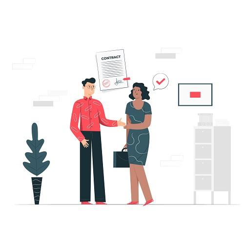 Votre secrétaire indépendante est là pour vous assister dans la relation commerciale avec vos clients (devis, factures, mise à jour bases de données, relance client, emailing)