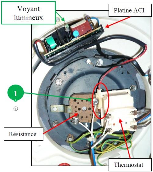 Comment Verifier Le Fonctionnement D Une Carte Aci Sur Mon Chauffe Eau Electrique Thermor Assistance Thermor Site Officiel Sav