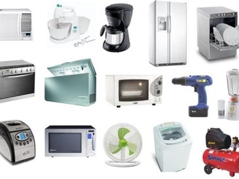 Resultado de imagem para Um monte de eletrodomésticos