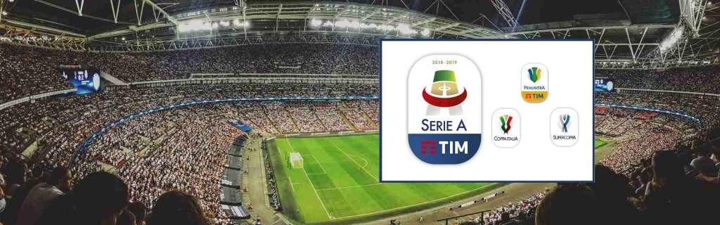 Serie A TIM - il nuovo logo