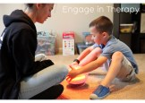 Engage In Therapy: Leka helps parents, caregivers and therapists teach motor, cognitive, and emotional skills through play. Integrating Leka at home and in school will then help parents and therapists to stay connected.