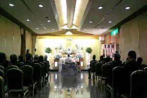 大和斎場でのご葬儀・一般葬イメージ