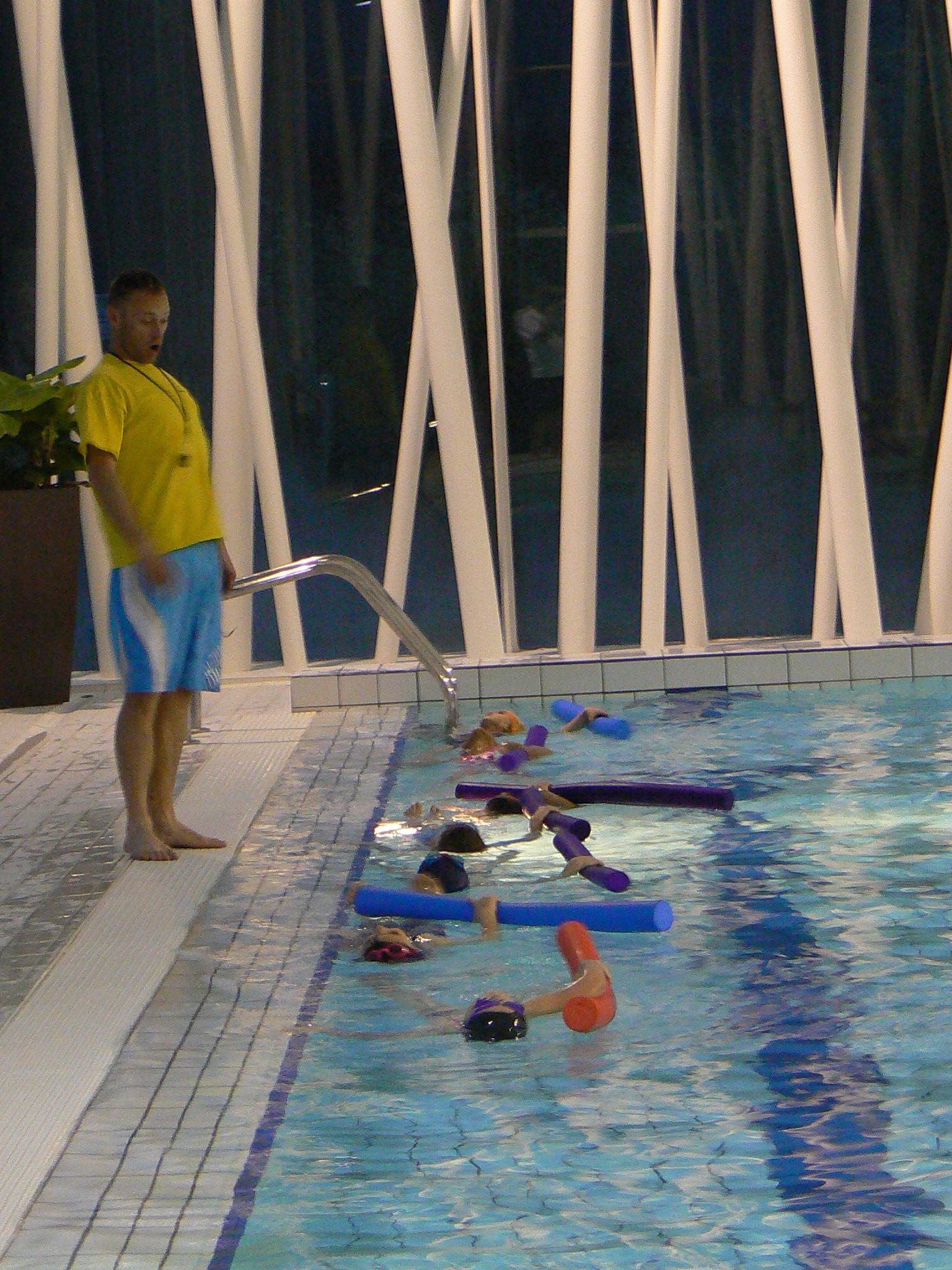 Eveil Aquatique Assm Natation