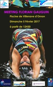 Meeting Florian Gauguin @ La Piscine Olympique   Villenave-d'Ornon   Aquitaine   France