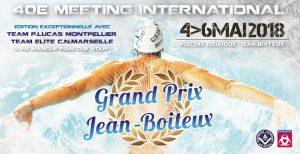 40ème édition du Grand Prix Jean-Boiteux @ Piscine Judaïque Jean-Boiteux | Bordeaux | Aquitaine | France