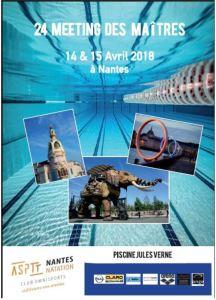 24ème meeting des maitres à Nantes @ Piscines Jules Verne | Nantes | Pays de la Loire | France