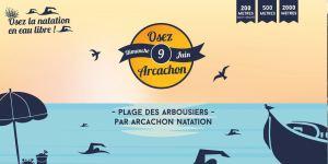 Osez Arcachon en Eau Libre @ Lac des Dagueys | Libourne | Aquitaine Limousin Poitou-Charentes | France