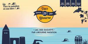 Osez Libourne en Eau Libre @ Lac des Dagueys | Libourne | Aquitaine Limousin Poitou-Charentes | France
