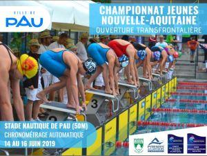 Championnats Régionaux été Jeunes - 50 m @ Stade Nautique