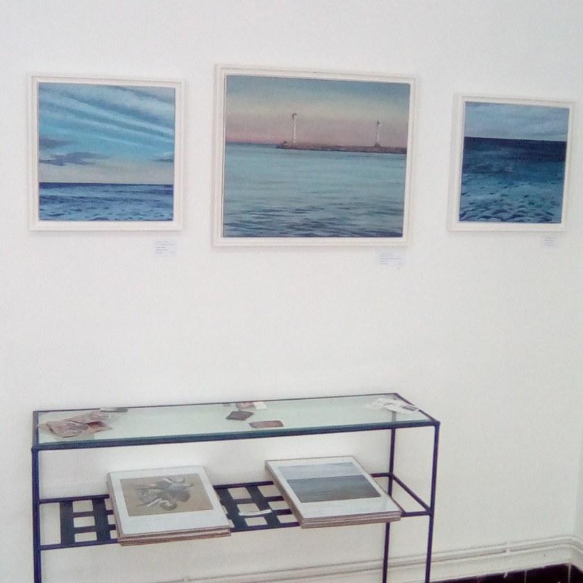 Expositions à l'atelier ap'art
