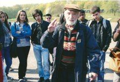10. Dora - Albert Girardet témoigne devant les jeunes de Seine Saint Denis de sa déportation à Dora