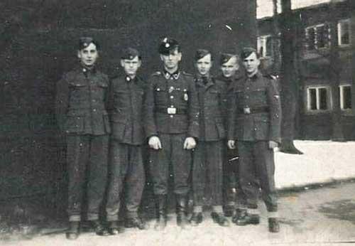 SS à Buchenwald