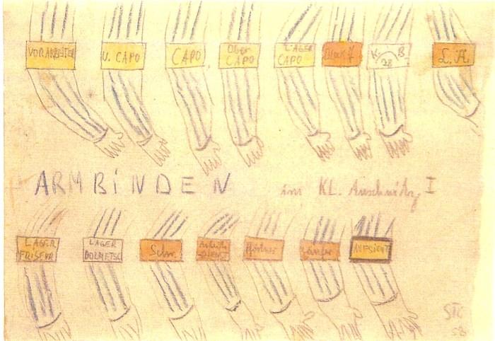 10. L'ordre - (copyright T. Geve et Yad Vashem)