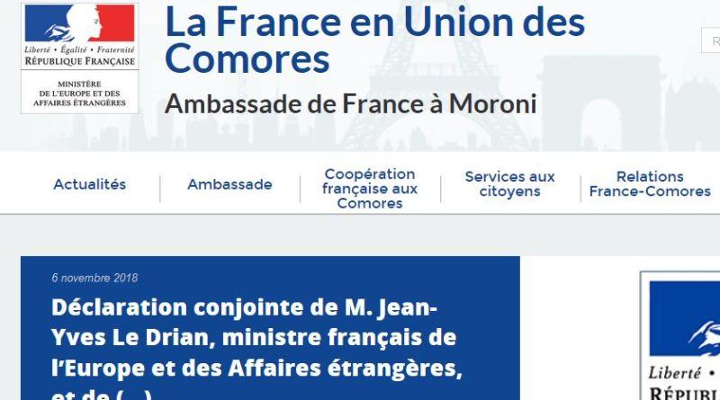 Fin de suspension des Visas Vers la France