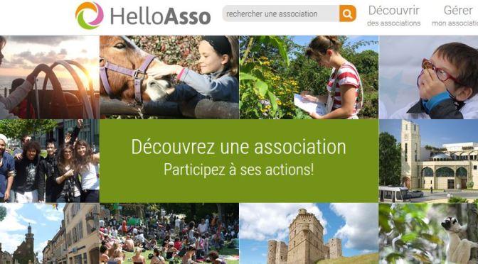 L'association Pierre Favre est sur HelloAsso