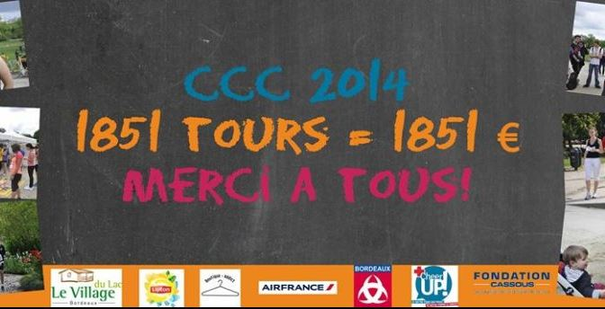cHeer uP! BEM – Course contre le cancer