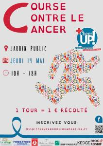 Course contre le cancer 2015 cheer up