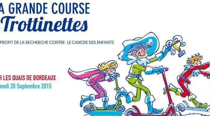 La Grande Course de Trottinettes, samedi 26 septembre 2015