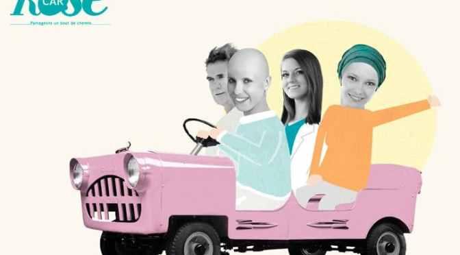 RoseCar, un nouveau site de covoiturage solidaire pour les malades du cancer à Bordeaux