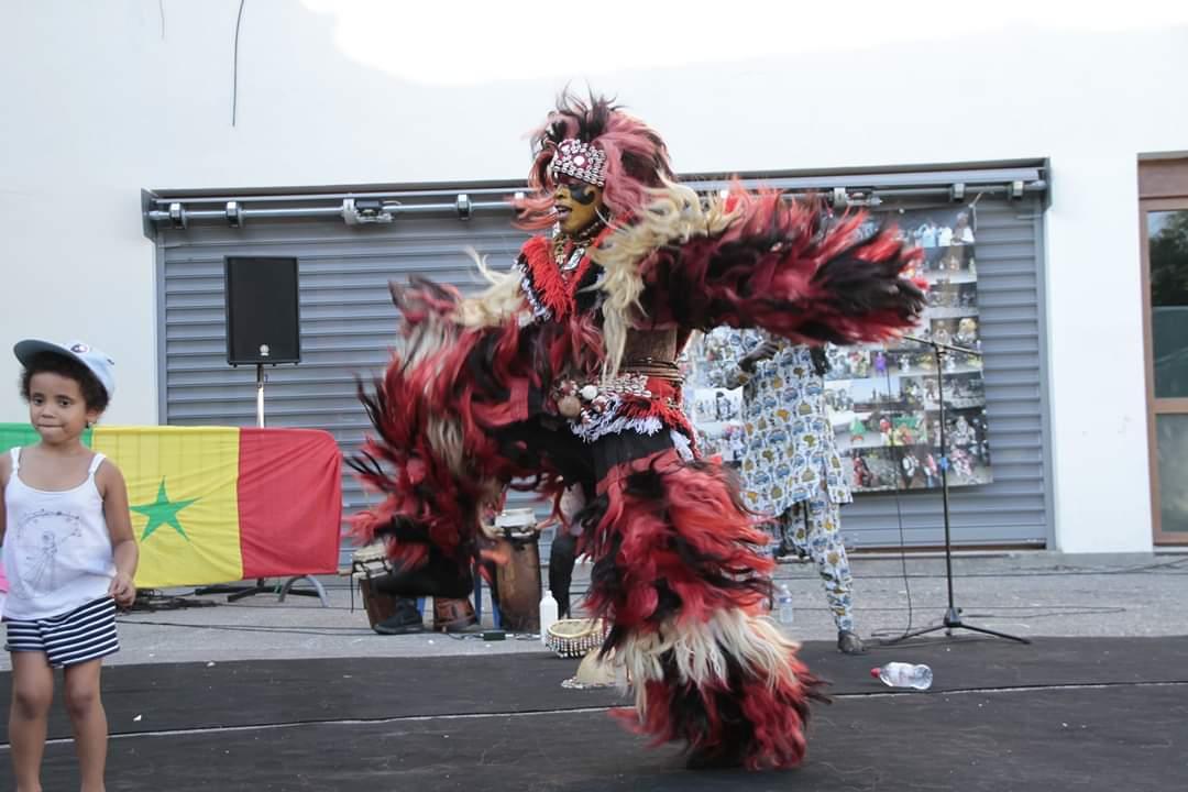 Ndongo en Faux-Lions
