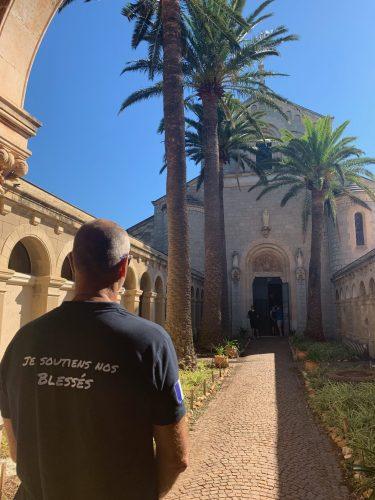 Saint Honorat ADH - T-shirt ADH - Je soutiens nos blessés