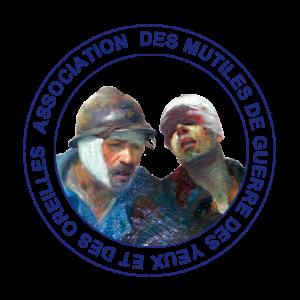Logo Association des Mutilés de Guerre des Yeux et des Oreilles