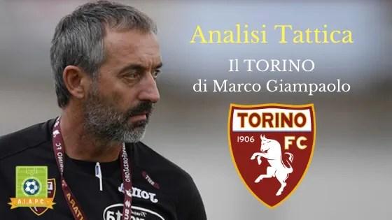 Analisi Tattica: il Torino di Marco Giampaolo