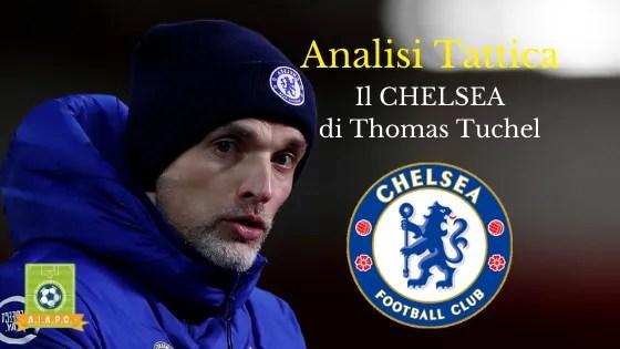 Analisi Tattica: il Chelsea di Thomas Tuchel