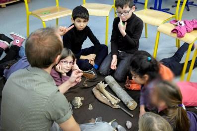 Atelier lithique : que nous disent les outils en pierre du néolithique