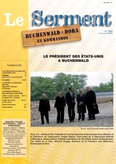 SERMENT N°326 - juillet aout 2009