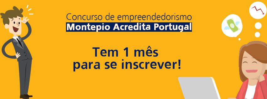 Concurso Montepio Acredita Portugal