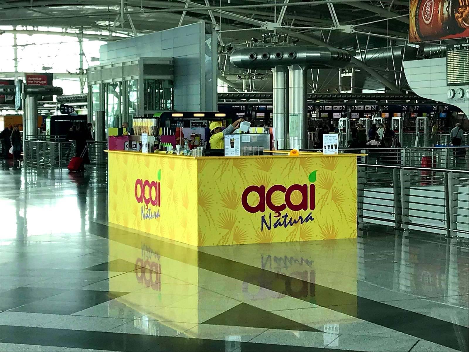 Acai Natura Aeroporto Porto