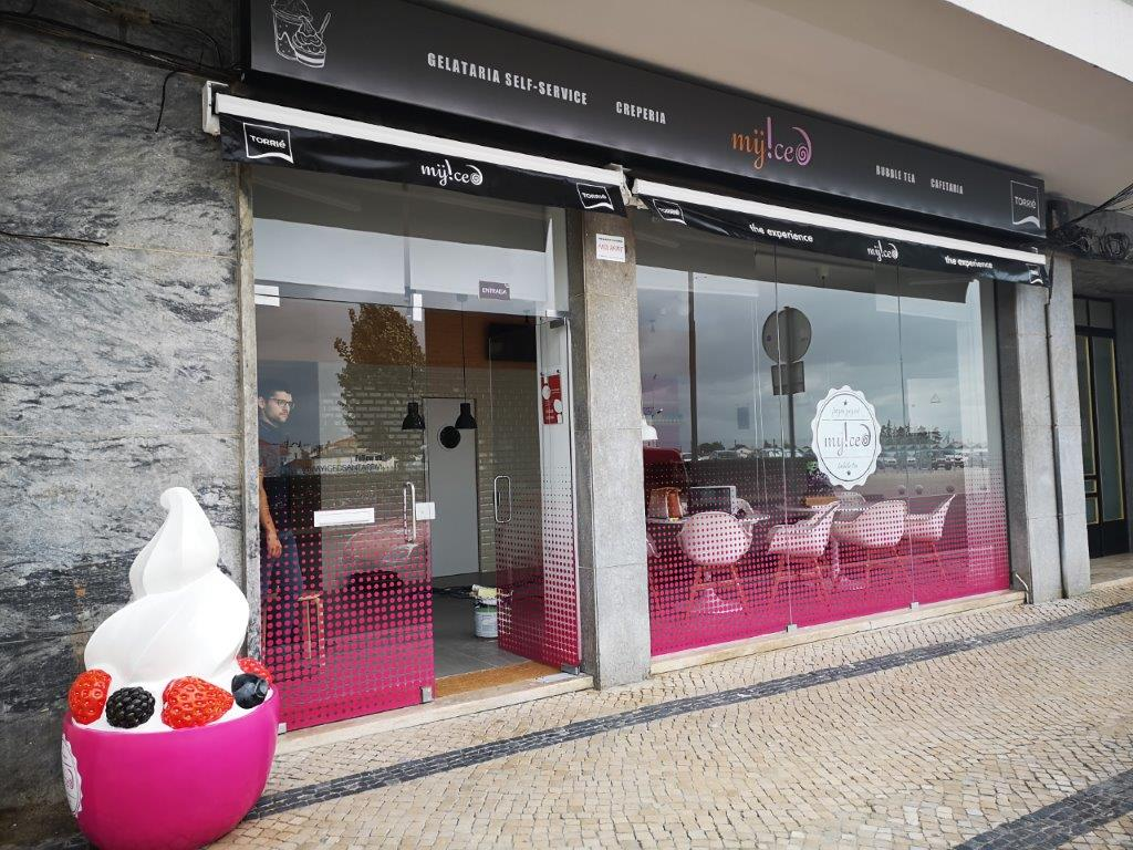 Franchising MyIced Santarém