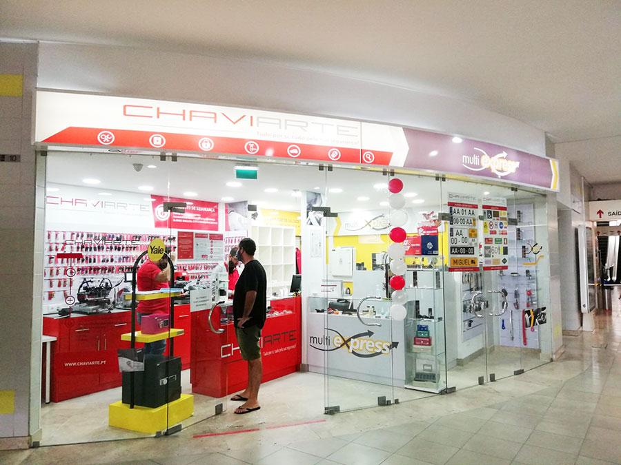 Chaviarte abre nova loja em Almada