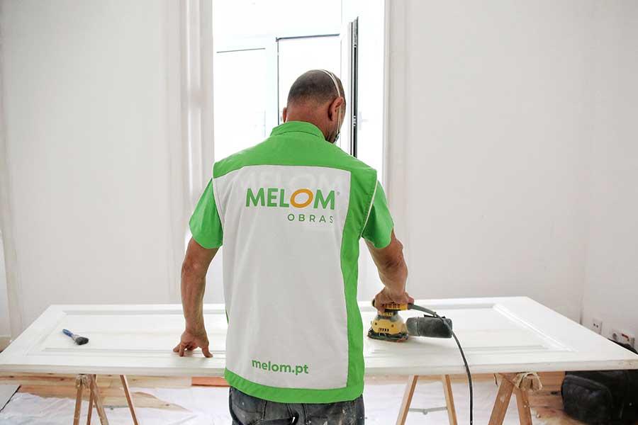 Franchising MELOM : 10 anos e 200.000 obras em casas portuguesas
