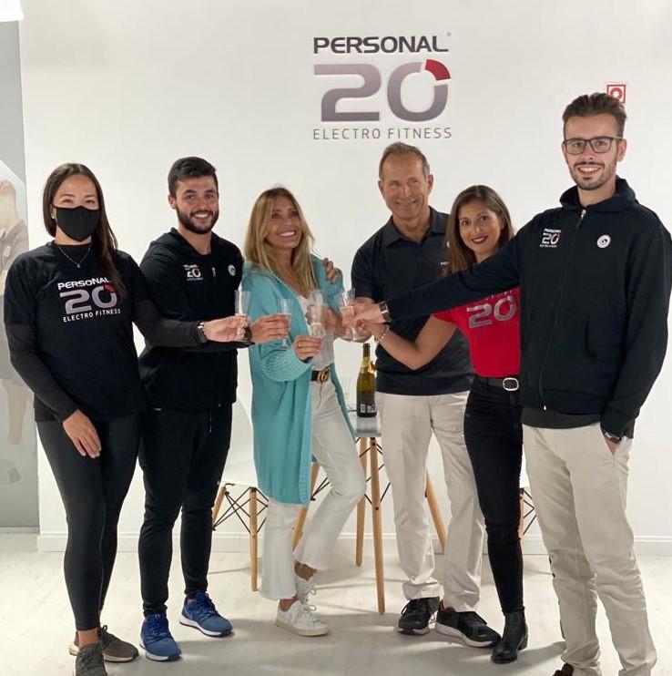 Franchising Personal20 inaugura espaço no Parque das Nações