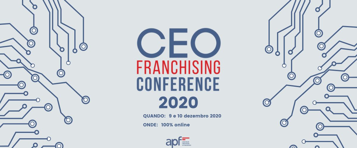 CEO FRANCHISING CONFERENCE 2020