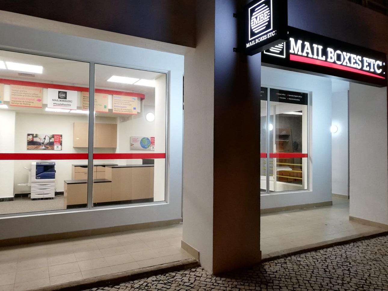 Franchising Mail Boxes Etc. abre centro de serviços no Algarve