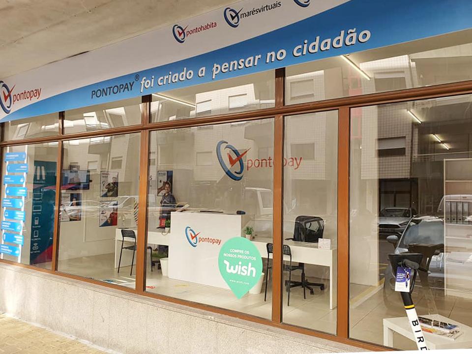 Franchising Pontopay abre nova loja em Braga