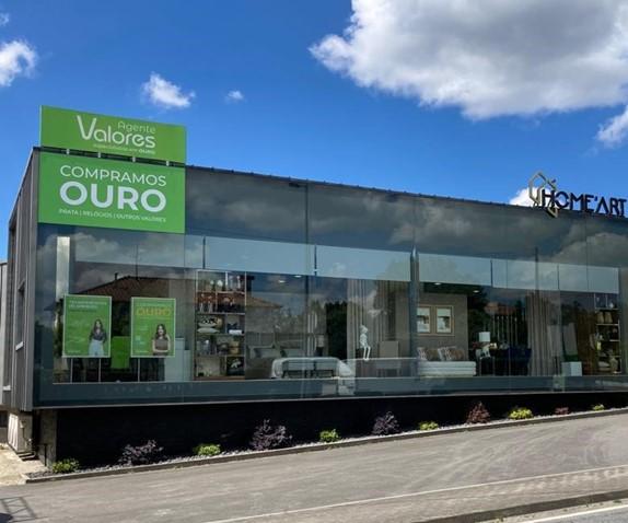Franchising Valores abre loja em Barcelos