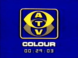 ATV digital clock from the late 1970s and early 1980s