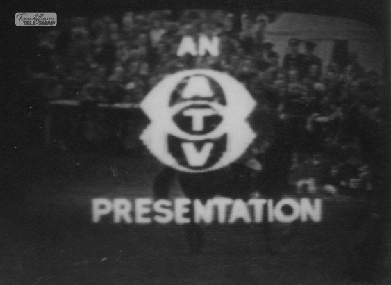 An ATV presentation of horse racing - 'presentation' because they were using someone else's cameras (probably Rediffusion)