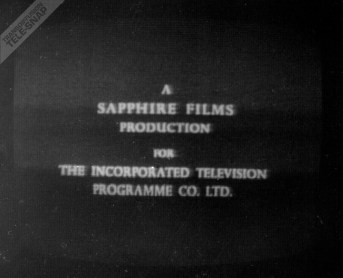 Endcap from The Adventures of Robin Hood, naming Incorporated Television Programme Company, the predecessor to ITC