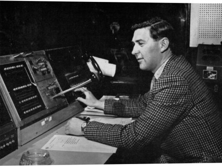 Donald Hill-Davies, a transmission controller.