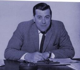Producer Raymond Joss