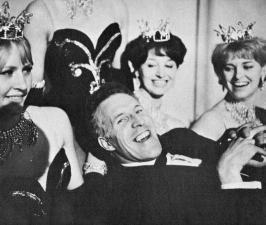 Bruce Forsyth becomes host of Sunday Night at the London Palladium